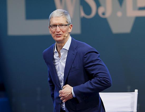 苹果公司与商业巨头SAP成为合作伙伴